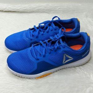 Reebok Blue Flexagon Sneakers